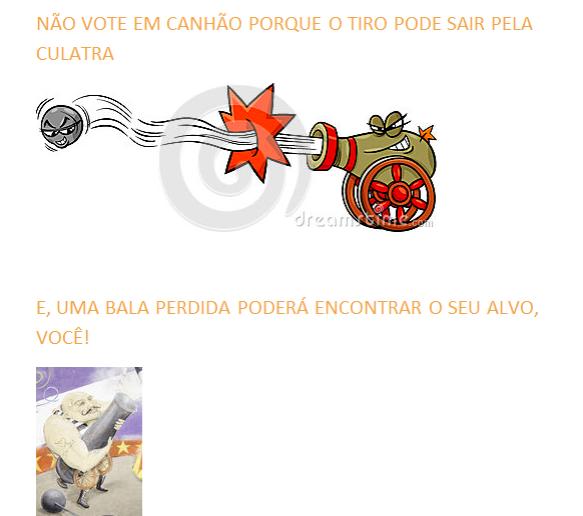 POLÍTICO CANHÃO